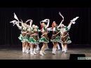 Хореографический коллектив Виктория Зеленоград. Танец Зимушка-зима