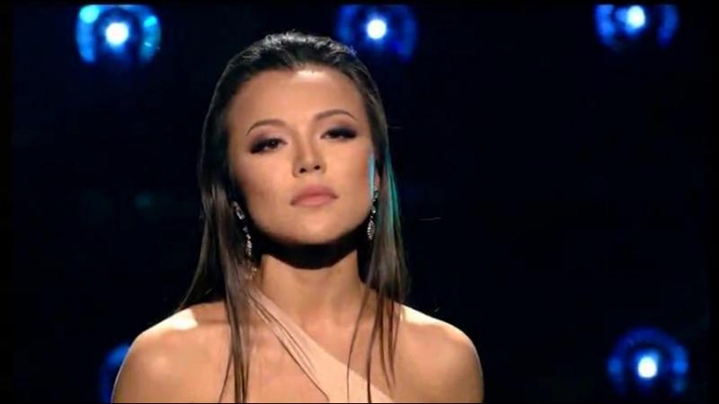 Жарқынай ханайым на шоу I'm a Singer Kazakhstan Завтра