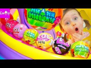 МиМиМИШКИ ЛОЛ СЮРПРИЗЫ  ИГРУШКИ КИТАЙСКИЙ ЛОЛ  LOL SURPRISE  Unboxing LOL Surprise FAKE toys