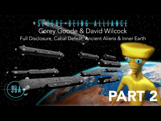 Disclosure Cabal's Defeat Ancient Aliens Inner Earth Corey Goode David Wilcock CLE 2017