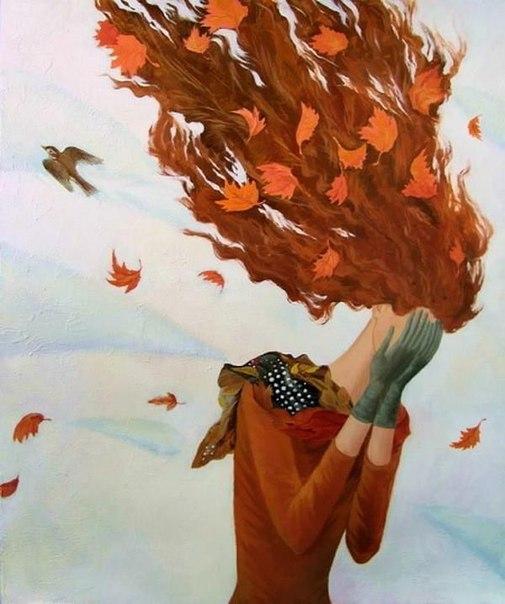 Ветер в лицо открытки