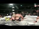 Kazumi Kikuta, Masaki Morihiro vs. Kota Sekifuda, Tatsuhiko Yoshino (BJW - Death Vegas 2017)