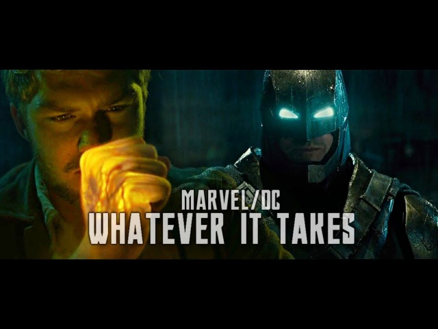 MARVEL DC Whatever it takes