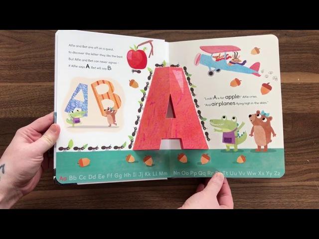 Alfie and Bet's ABC pop up Alphabet Usborne Books More