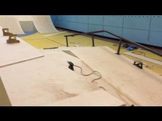 Лайв. Сколько работы сделано и что ещё впереди! Скейтпарк СПОТ в Омске.