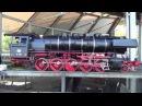 Echtdampf anheizen einer Br 50 Dampfbahner Plochingen