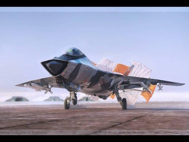 МиГ- 41: самый секретный проект ВПК