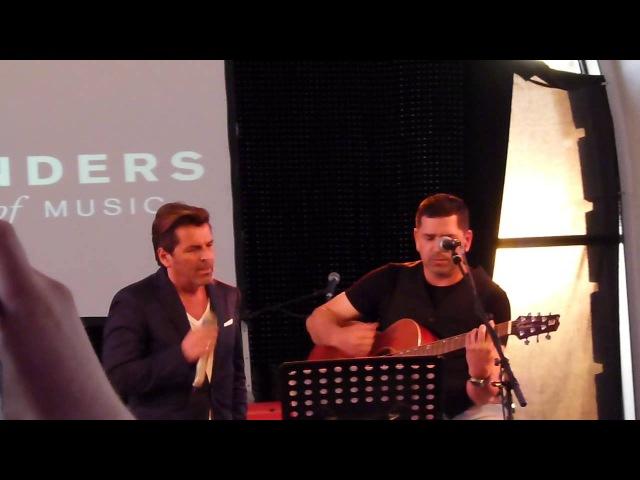 Thomas Anders - Was macht das schon (Acoustic Version - International Fanday 14.06.2014)