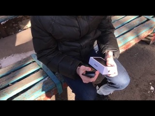 Видео-отзыв Apple iPhone 7