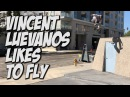 VINCENT LUEVANOS LIKES TO JUMP OFF THINGS NKA VIDS