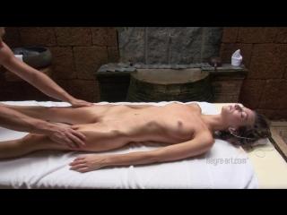 Hegre-Art - Male Female Naturist Massage [эротика, массаж, ]