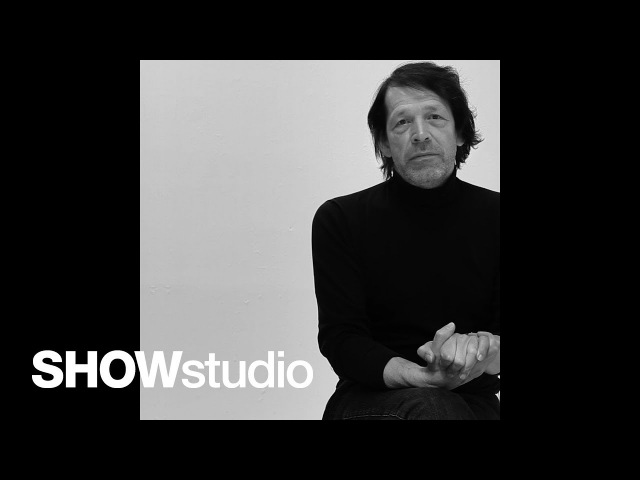 In Fashion Peter Saville interview
