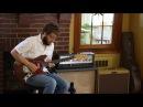 David Gilmour Inspired Pentatonic Triplets Guitar Solo / Lesson