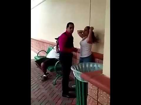 Two Latinas fight over PUBLIX Super Market Manager