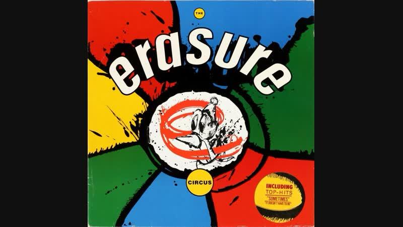 Erasure Sometimes The Circus 1986