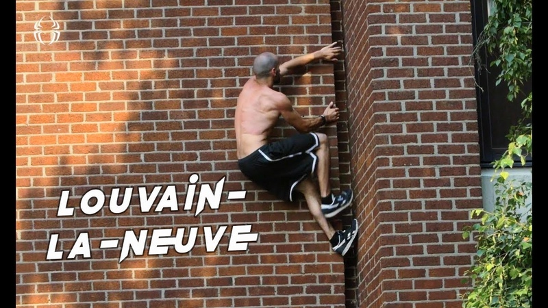 Louvain-la-Neuve as fast as you can !