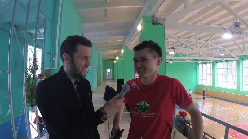 Андрей Апатов ЛИ 8 Тур 24 11 2018 г ФК Титовка ФК Союз 3 0 1 0