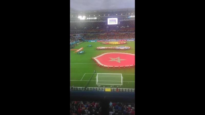 Испания Марокко 2