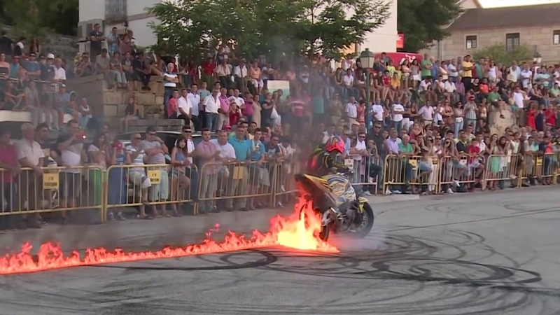 САМЫЕ быстрые, мощные, реактивные, громкие и удивительные автомобили и мотоциклы