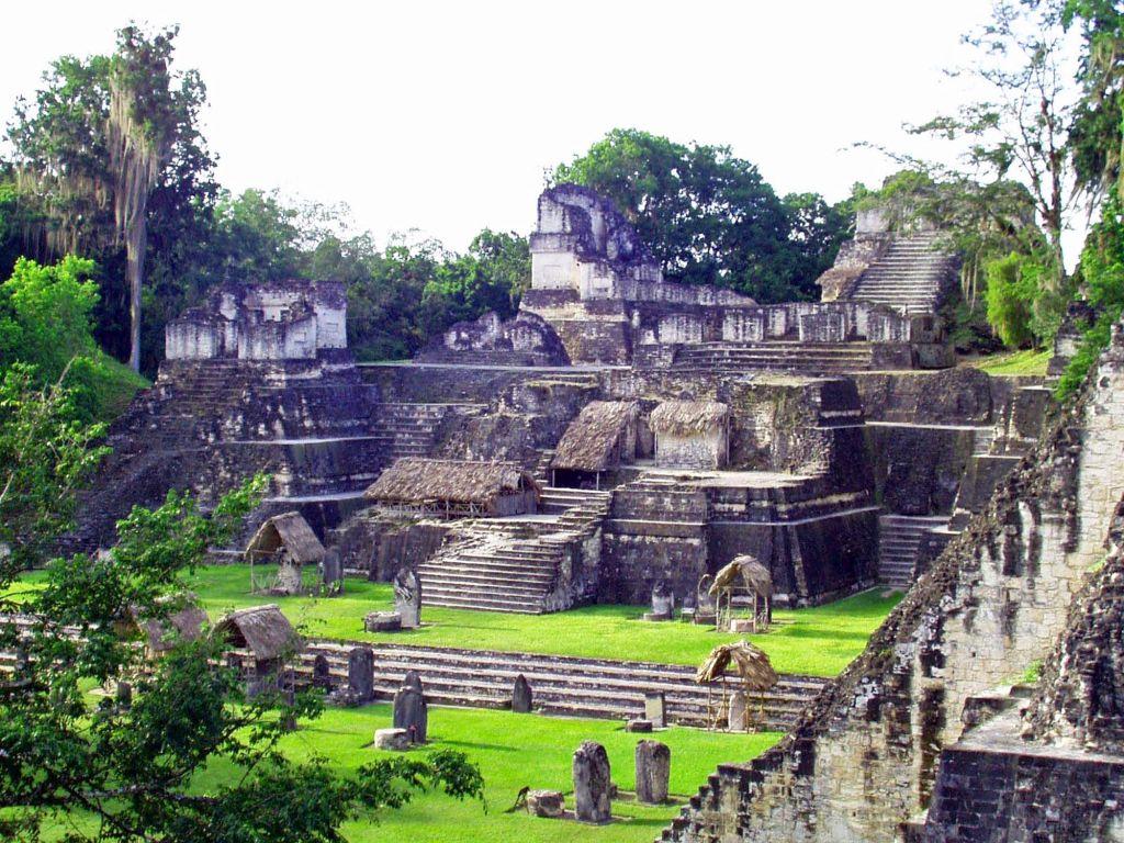 Обои мексика, город майя, древние цивилизации, паленке. Города foto 17