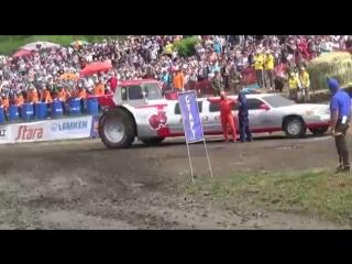 Бизон Трек Шоу 2018(Команда GtOil по автокроссу в Ростове-на-Дону)