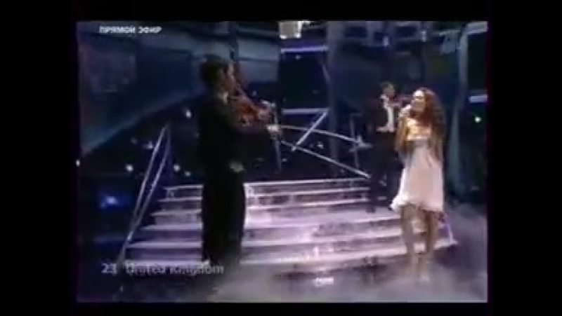 Евровидение2009 ФИНАЛ Великобритания Eurovision 2009 United Kingdom