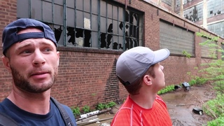Exploring Abandoned Richman Brothers Factory Cleveland Ohio