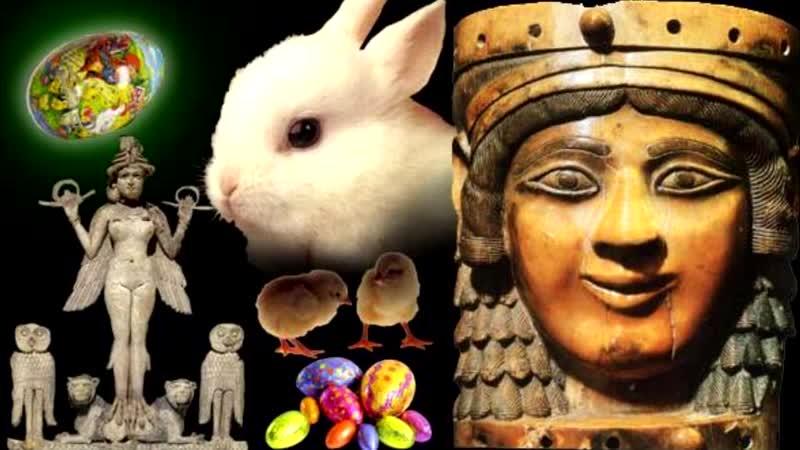 A páscoa, e a origem das simbologias pagãs