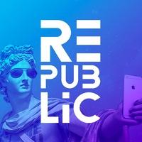 Логотип SMM Школа / Republic
