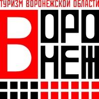 Логотип Visit Voronezh