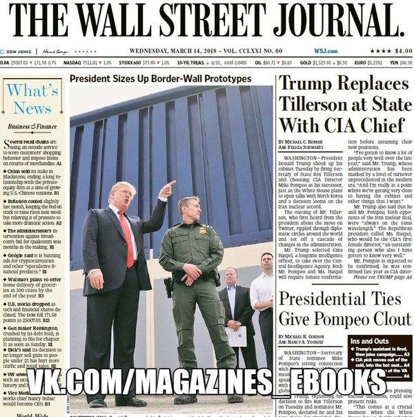 wallstreetjournal 20180315 TheWallStreetJournal
