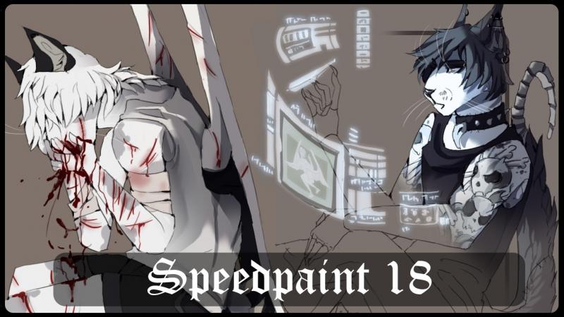 *Speedpaint 18-Заставочки.