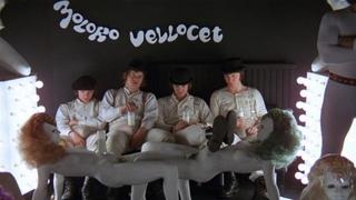 Заводной апельсин / A Clockwork Orange (1971) BDRip 720p (эротика, секс, фильмы, sex, erotic)  full HD