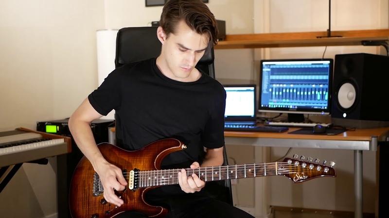 Mats Lexell Pegboard Nerds Grabbitz All Alone guitar remix