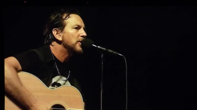 Pearl Jam - Society (Fenway Park, Boston)