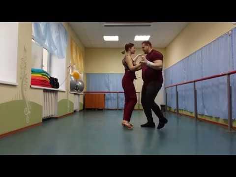 Три вариации Bachata Moderna Илья Вячеславов и Катя Пиир