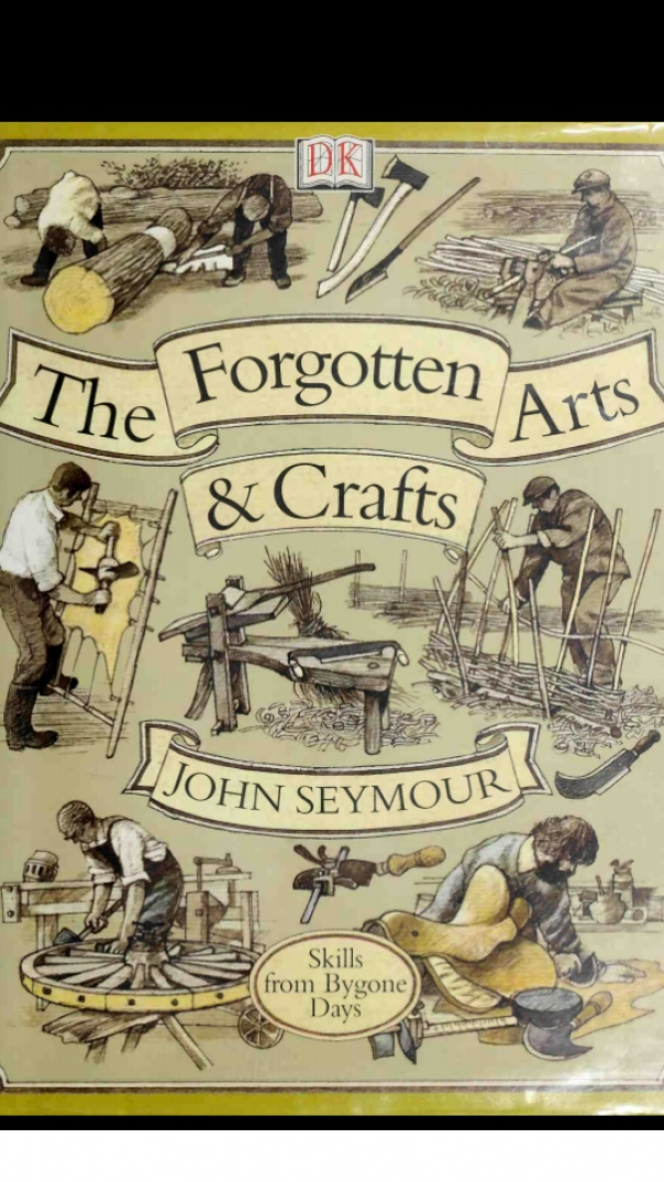 The-forgotten-arts-and-crafts