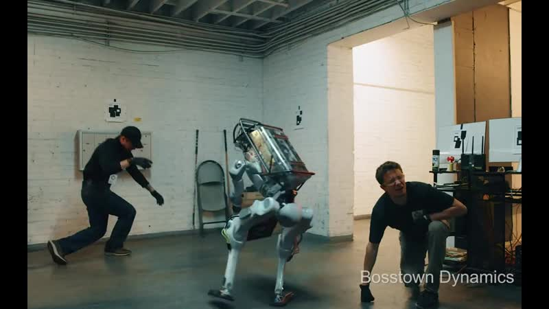Boston Dynamics It is time to stop