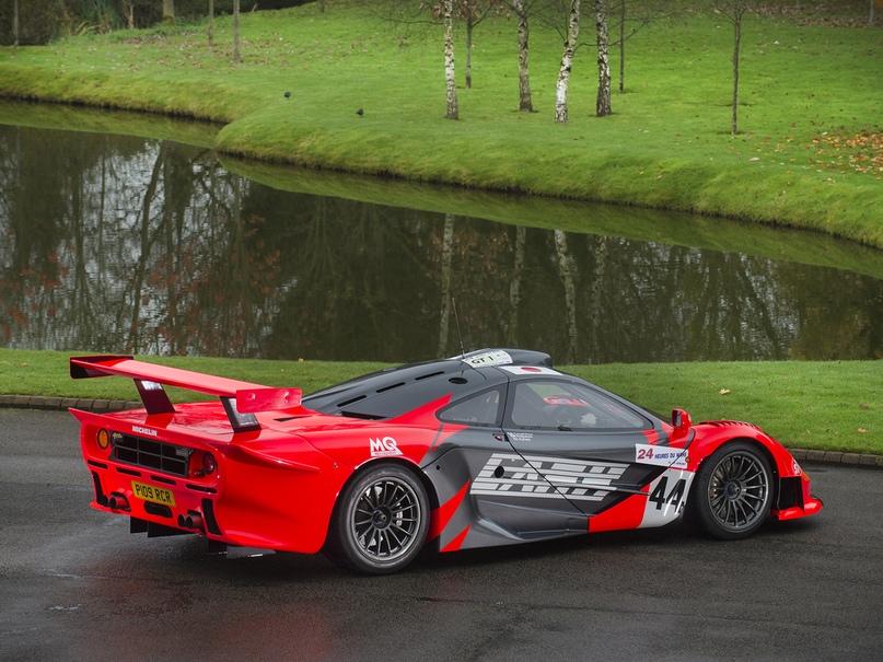 Длина имеет значение — Эволюция «длиннохвостых» McLaren, изображение №11