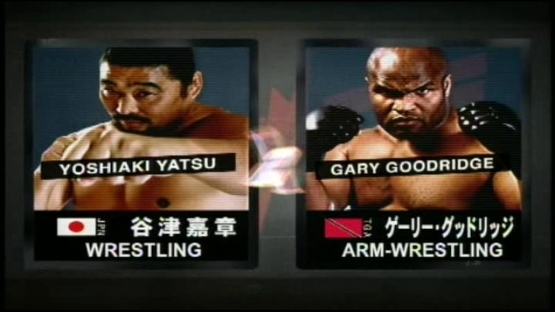 Gary Goodridge vs Yoshiaki Yatsu