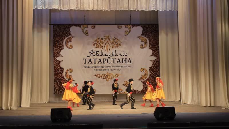 АНТП ТУЛПАР - русский народный танец Покуролесили (10.02.2019)
