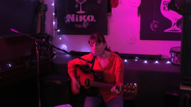 Выступление в Pianobar
