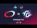 CoL vs Forward gaming, ESL Birmingam SEA Quals, bo5, game 4 [Lex]