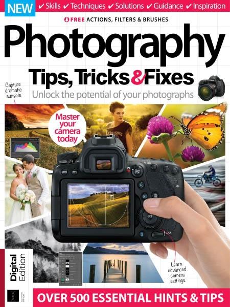 Photography Tips, Tricks & Fixes Ed11 2019
