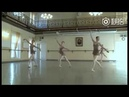Vaganova Ballet Academy: Classical Exam 2018. 8th grade. Centre Part 2