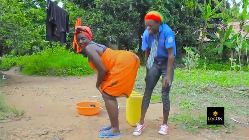 KOZY G HIP HOP HURRAY WITH COAX JUNIOR USHER DANCING New African Dance Comedy 2019 HD