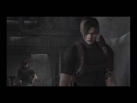 Resident Evil 4Все смерти Леона в схватке с Краузером