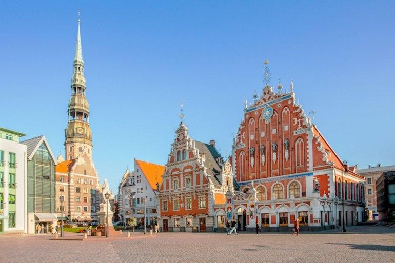 Топ-10 выдающихся достопримечательностей Латвии, изображение №10
