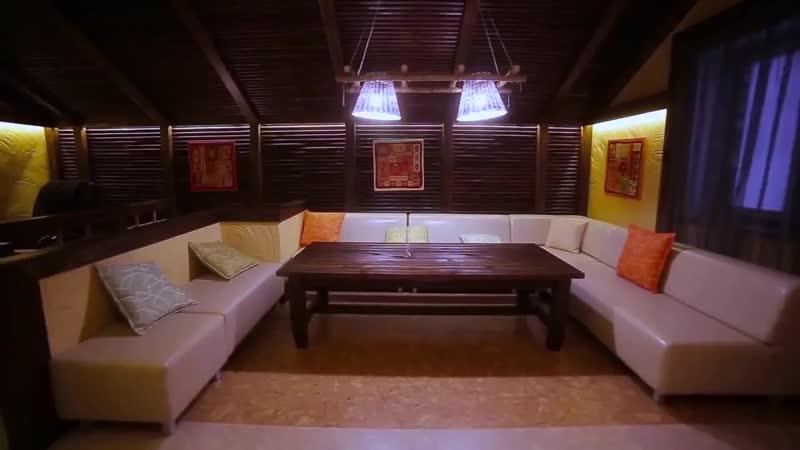 Видео о банном комплексе Astory Фараонский зал