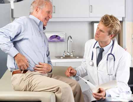 Особенности фосфорно-кальциевого обмена у больных